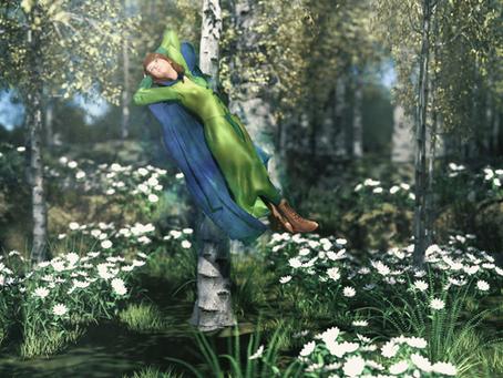 Maddie, child wizard of wonder