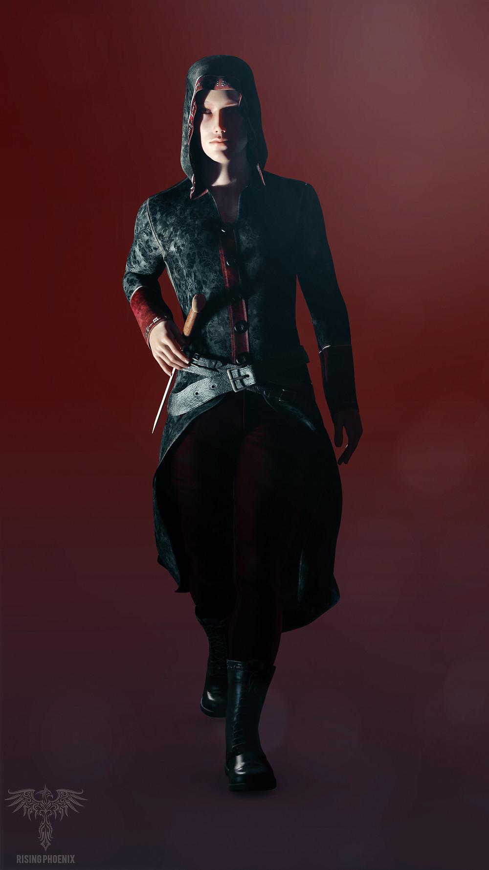 "Agent of Edgewatch, Dr Jack ""Sawbones"" Maturin"