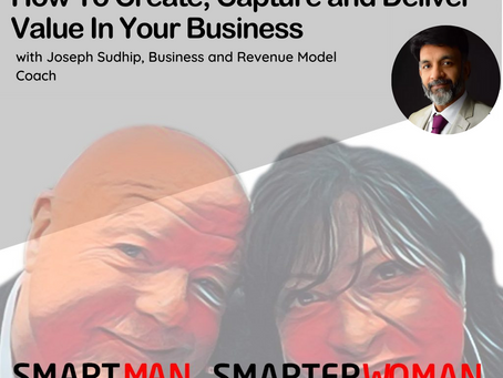 Lucky to be guest in this podcast, below is the link https://podcasts.apple.com/us/podcast/smart-man