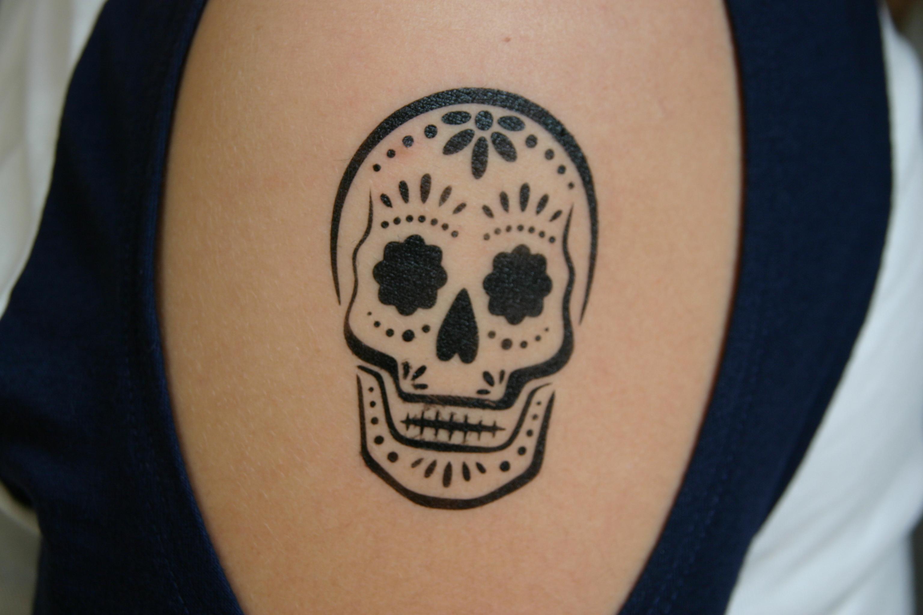 tattouage temporaire