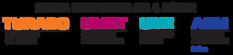 logos del sistema universitario ana g mendez