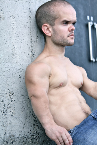 Jeremy Hallam - 2016 half body