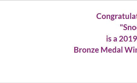 Snookers Legacy Bronze Award Winner