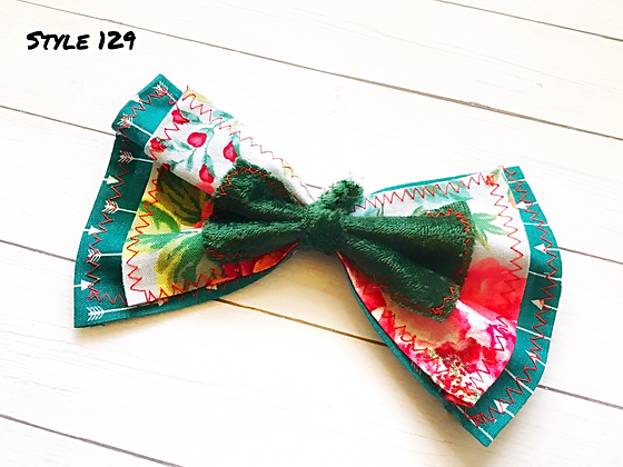 Mix N' Match Bows | Style No. 129