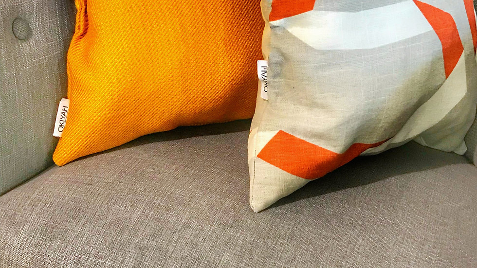 TANGERINE | PILLOW SET