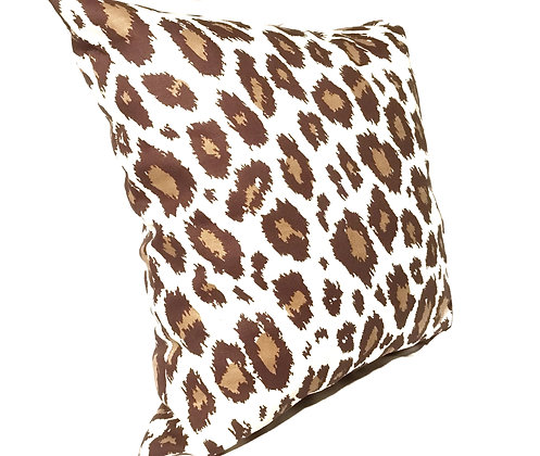 "16"" Leopard Pillow Set"