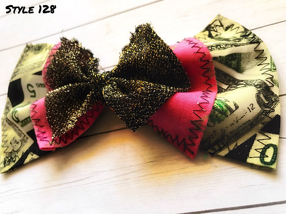 Mix N' Match Bows | Style No. 128