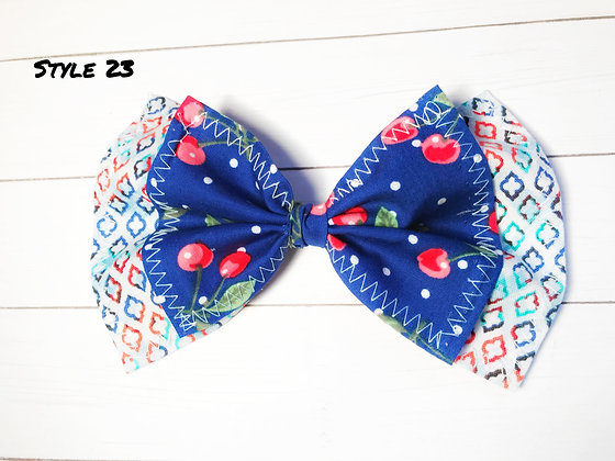 Mix N' Match Bows | Style No. 23