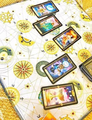 Tarot Reading Mat | Alter Cloth | Mediation