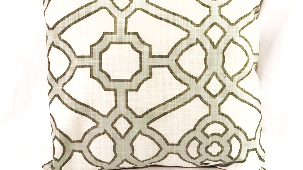 IVORY | PILLOW COVER