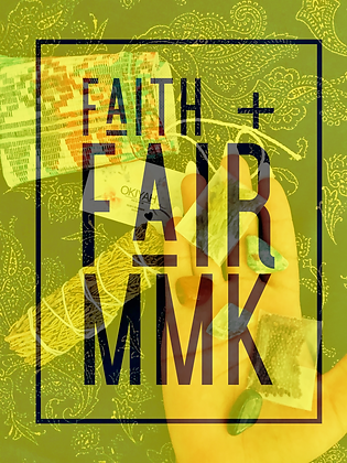 FAITH + FAIR MMK