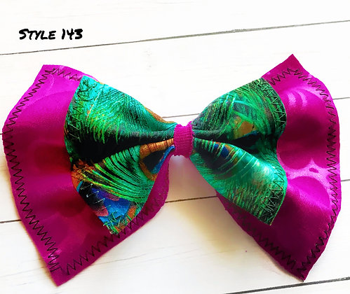 Mix N' Match Bows | Style No. 145