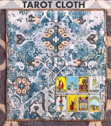 Tarot Reading Mat | Alter Cloth | Mediation