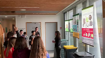 Atelier pédagogique SYVEDAC
