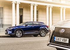 Lexus RX Range