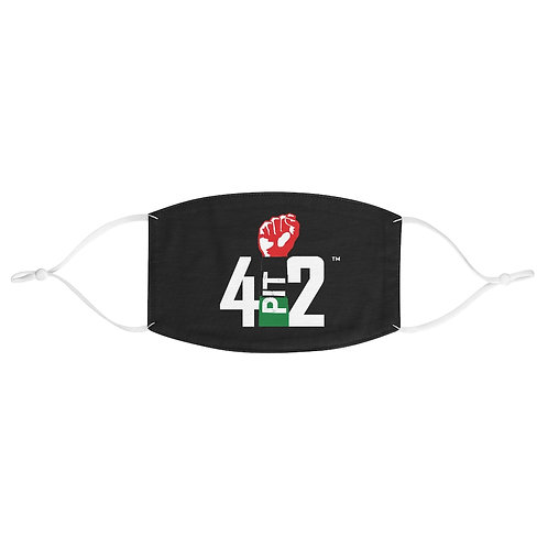 412 REP YO CITY // SPECIAL EDITION: Fabric Face Mask