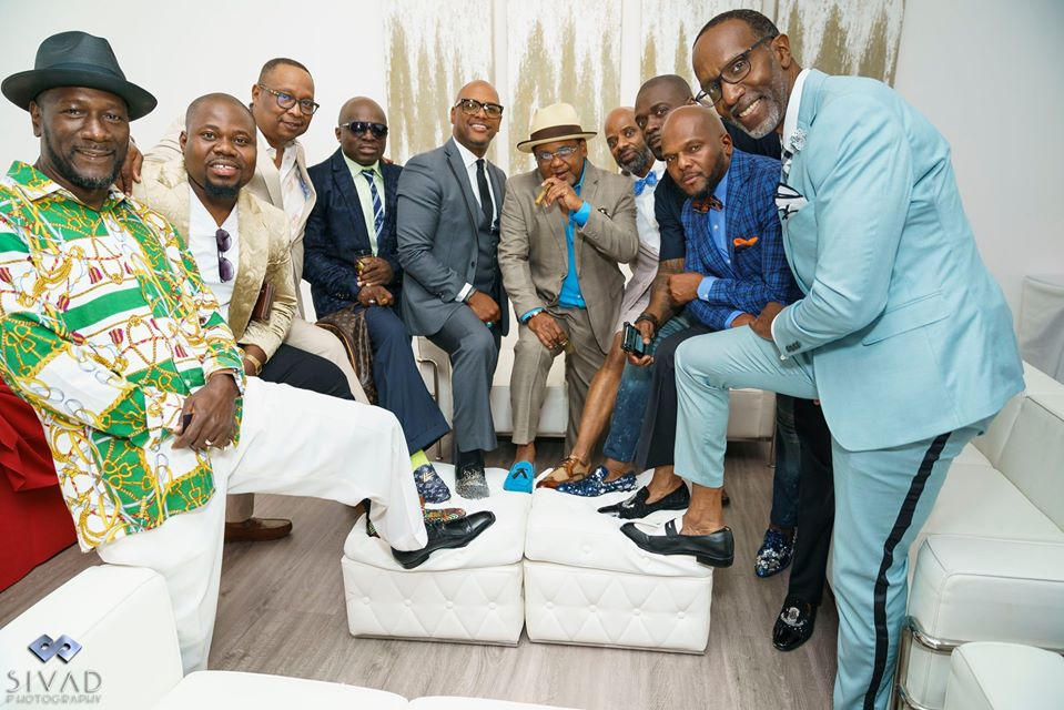 Hot Shoes, Handsome Men