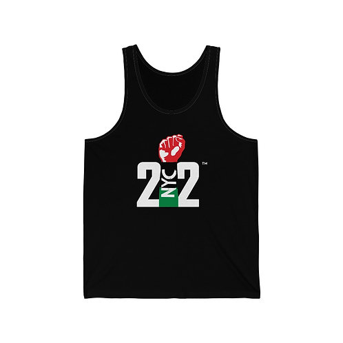 212 REP YO CITY // SPECIAL EDITION: Unisex Jersey Tank