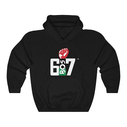 617 REP YO CITY // SPECIAL EDITION: Heavy Blend™ Hooded Sweatshirt