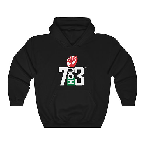 713 REP YO CITY // SPECIAL EDITION: Heavy Blend™ Hooded Sweatshirt