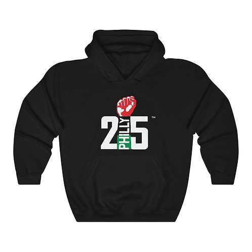 215 REP YO CITY // SPECIAL EDITION: Heavy Blend™ Hooded Sweatshirt
