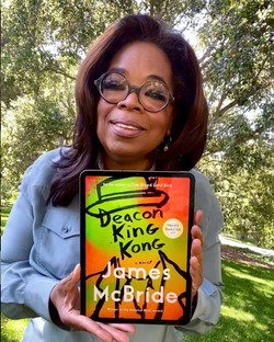 Oprah supporting a great book.