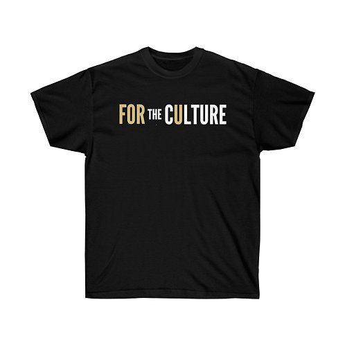 BLAKink: FOR THE CULTURE Unisex Ultra Cotton Tee