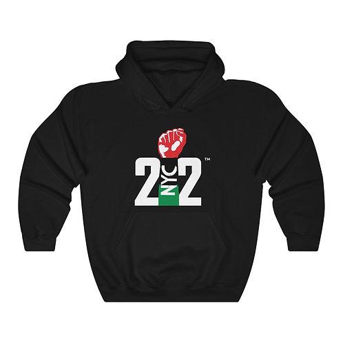 212 REP YO CITY // SPECIAL EDITION: Heavy Blend™ Hooded Sweatshirt