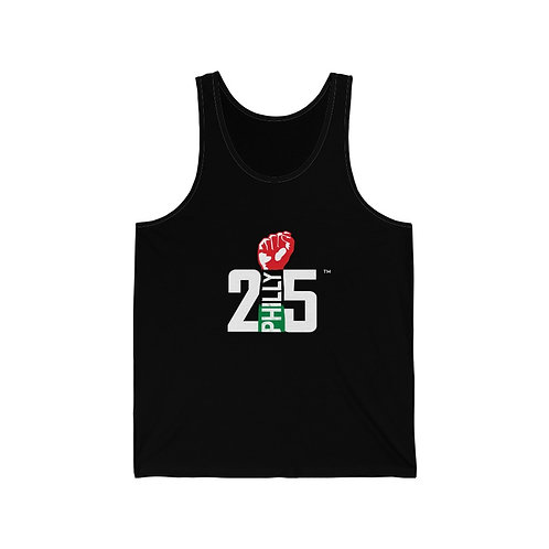 215 REP YO CITY // SPECIAL EDITION: Unisex Jersey Tank