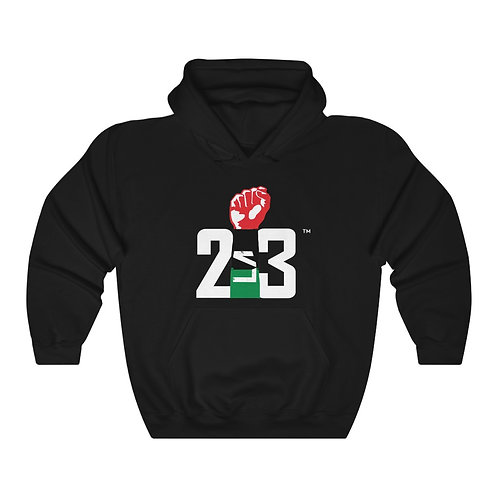213 REP YO CITY // SPECIAL EDITION: Unisex Heavy Blend™ Hooded Sweatshirt