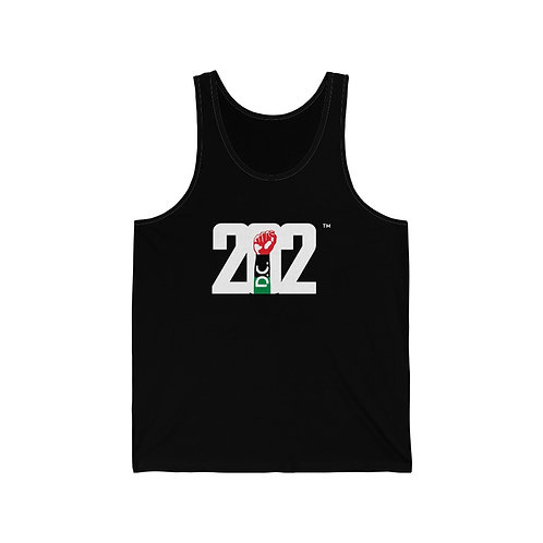 202 REP YO CITY // SPECIAL EDITION: Unisex Jersey Tank
