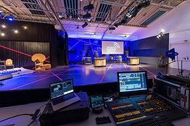 Studio Hammerbrook Bereich für Präsentationen