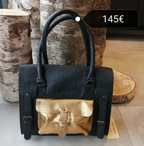 LeRive Gauche M - Noir / Doré en stock, commande via Téléphone - Facebook - MaiL