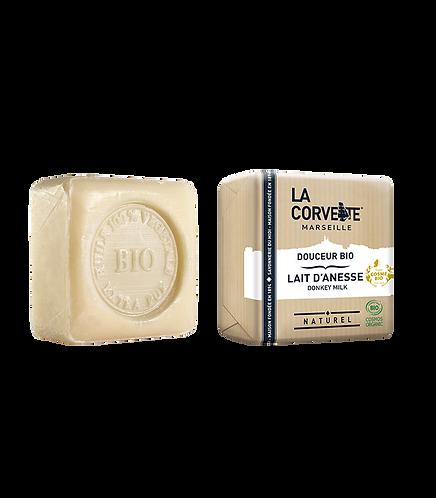 Savon Douceur Bio Lait d'Anesse 100g