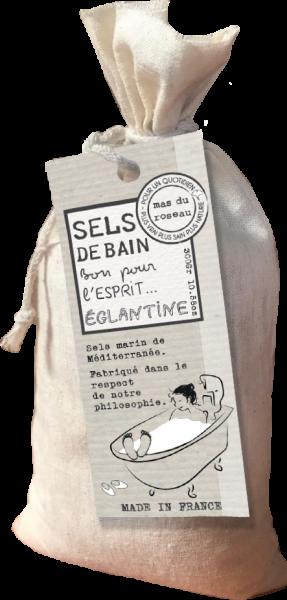 Sel de bain Eglantine