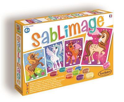 SABLIMAGE - Licorne