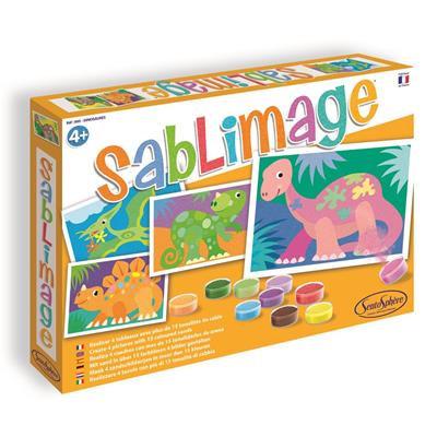 SABLIMAGE - DINOSAURES