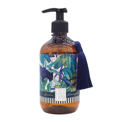 Lavage à la main liquide à la citronnelle de bambou