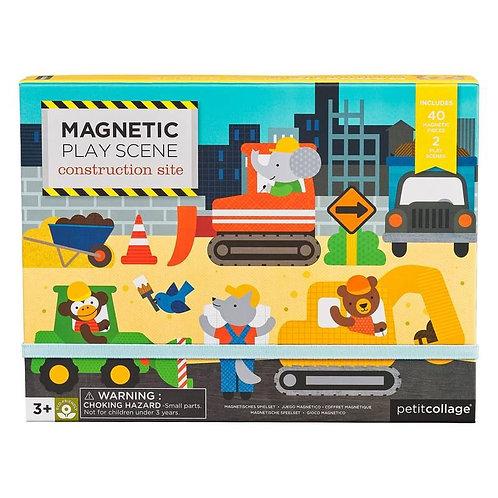 Jeu magnétique - Construction
