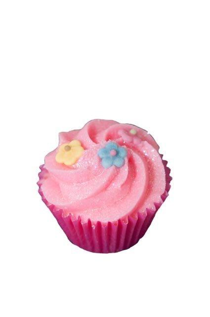 Mini Cupcake Cassis BAIN ET DOUCHE