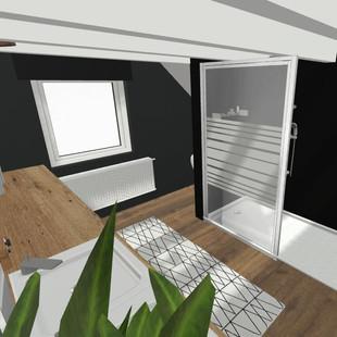 aménagement salle de bain relooking