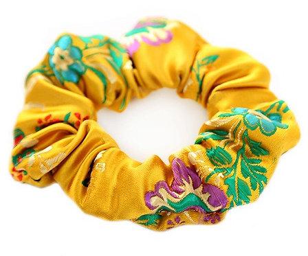 Magnifique chouchou pour votre queue de cheval ou en bracelet