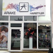 salon de coifuure ARIAKE arlon