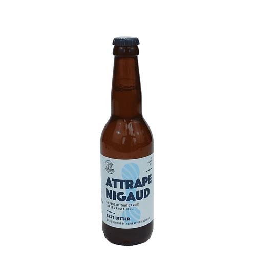 bière ATTRAPE NIGAUD 33 CL