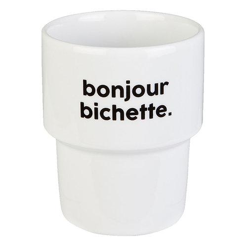 GOBELET BONJOUR BICHETTE