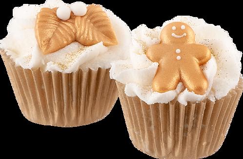 Mini Cupcake Fairy Christmas
