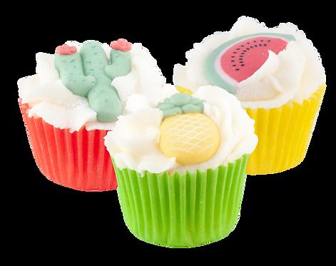 Mini Cupcake Monoï BAIN ET DOUCHE