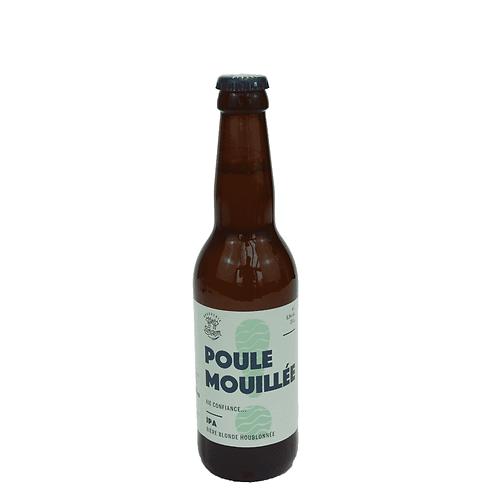 bière POULE MOUILLÉE 33 CL