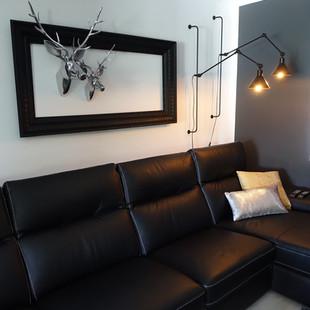 décoration cerf