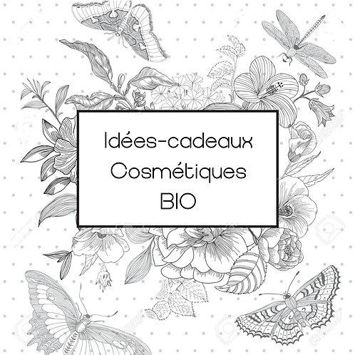 Idées-cadeaux cosmétiques BIO